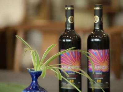 蜜雅萝珍藏版色拉子红葡萄酒