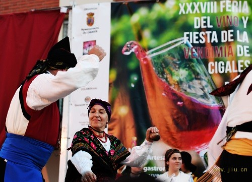 外媒称西班牙葡萄酒在华销量猛增 中国成其第五大市场