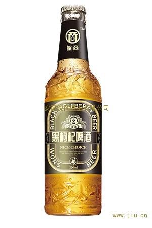 【皖商酒业】黑枸杞啤酒面向全国招募城市合伙人
