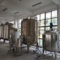 豆制品黄浆水生产豆干、酱油和食醋设备