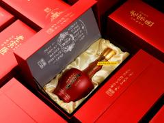 重庆老宗医酒业白酒包装设计养生酒包装设计